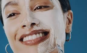 maschera viso per punti neri