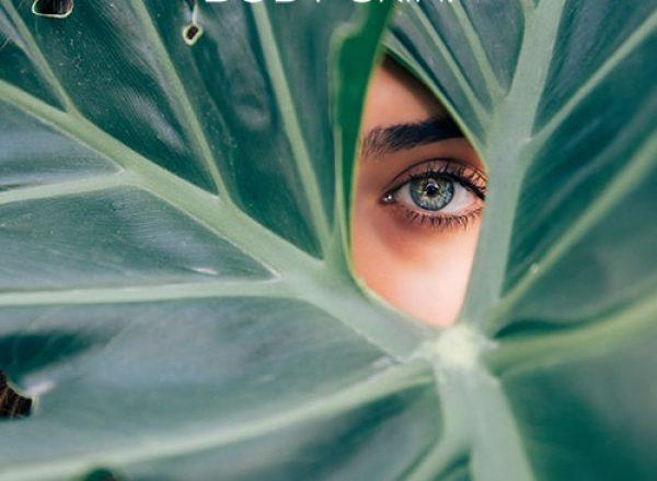 olio di cocco contorno occhi